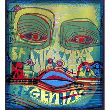 Hundertwasser Gesicht